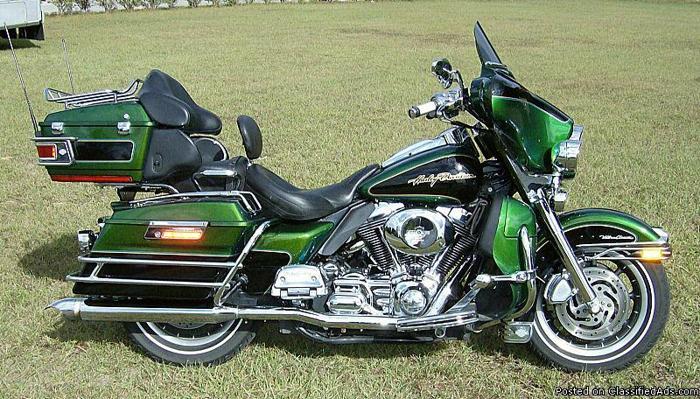 2006 Harley-Davidson Electra Glide Owners Manual