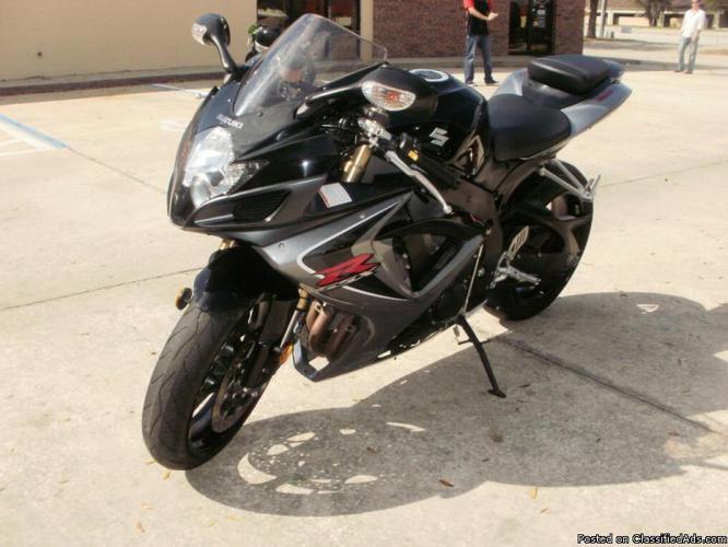 2006 Suzuki GSX-R 600, Grey, We Finance, Instant Credit Approvals