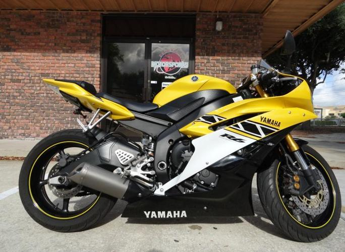 2006 Yamaha R-6 Anniversary, We Finance, 1 Full Year Warranty Included
