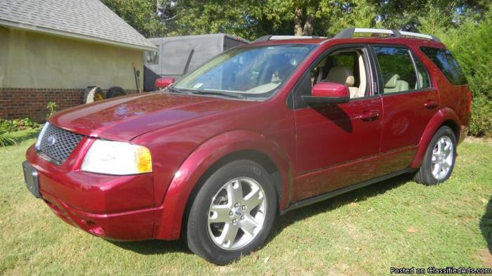 2007 FORD FREE STYLE 4X4