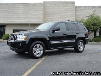 2007 Jeep Grand Cherokee Limited 4WD - Price: 11600