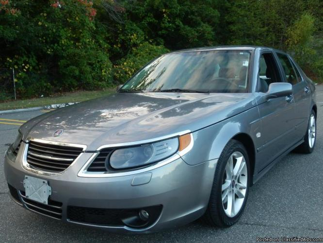 2007 SAAB 9 5 4CYL Low Mileage Mint Condition