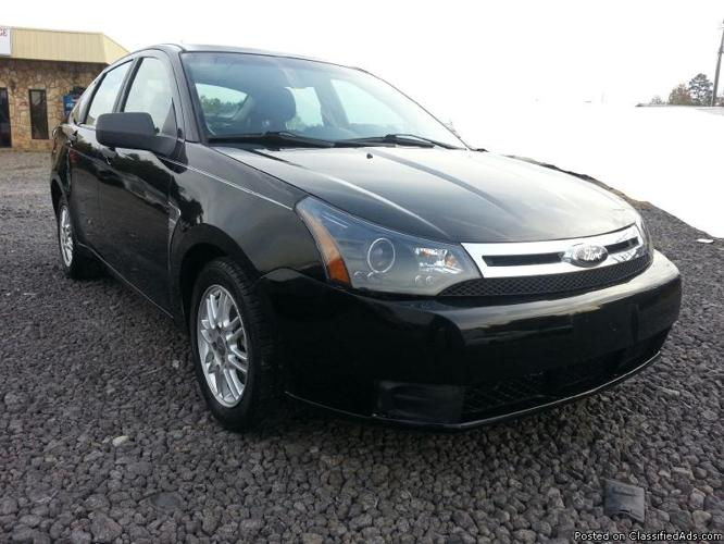 2008 Ford Focus * With Microsoft Sync * Automatic