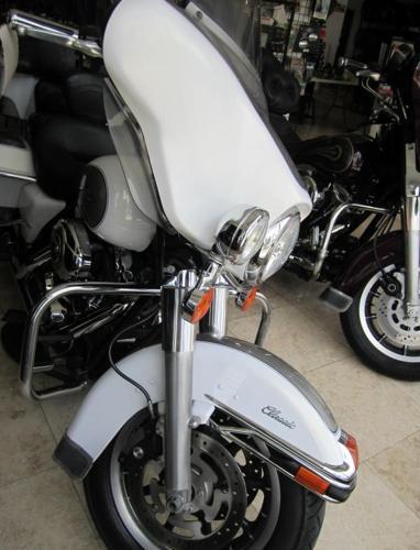 2008 Harley Electr Glide Custom