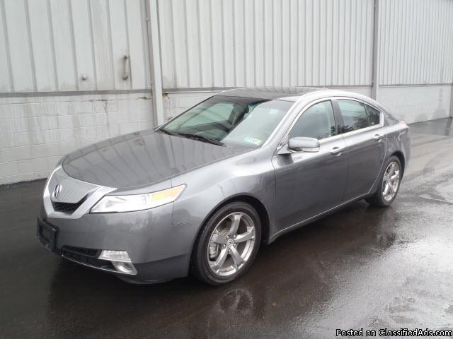 2009 Acura TL 5-Speed AT SH-AWD with Tech Package - Price: 21000