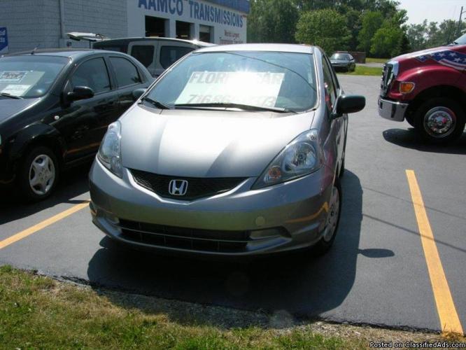 2009 Honda Fit Florida Car - Price: 12,500