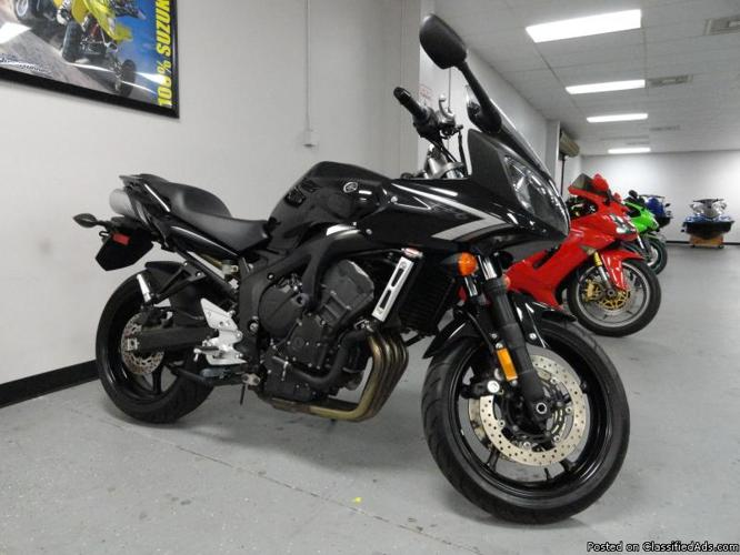 2009 Yamaha FZS6, We Finance, Instant Credit Approvals