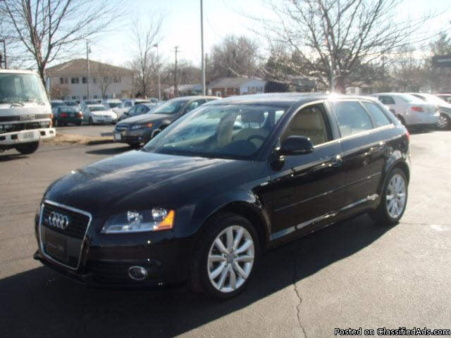 2010 Audi A3 2.0T quattro with S tronic - Price: 19000