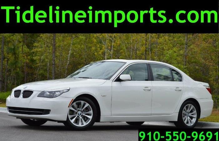 2010 BMW 535i Super Nice, Loaded, Clean, Premium/Cold Weather pkgs