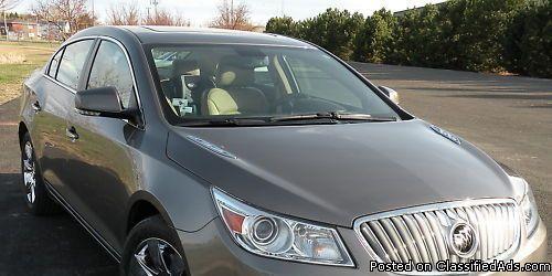 2010 Buick LaCrosse CXL AWD - Price: 12450