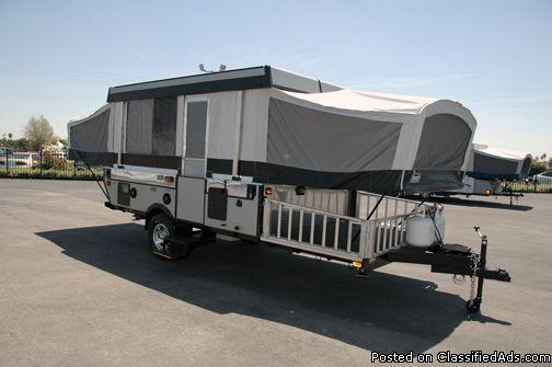 2010 Coleman E3 Folding Pop-up Camper - Price: 16664 in Fresno