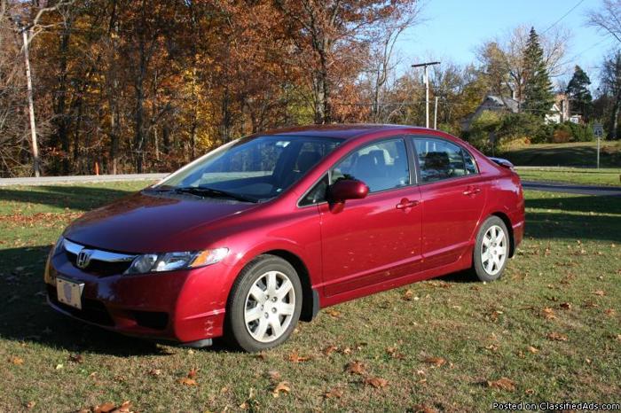 2010 Honda Civic LX 40,000 miles Excellent Condition Remote Start Clean Title