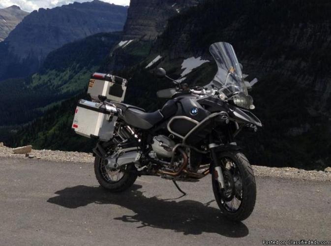 2011 BMW R1200 GS Adventure