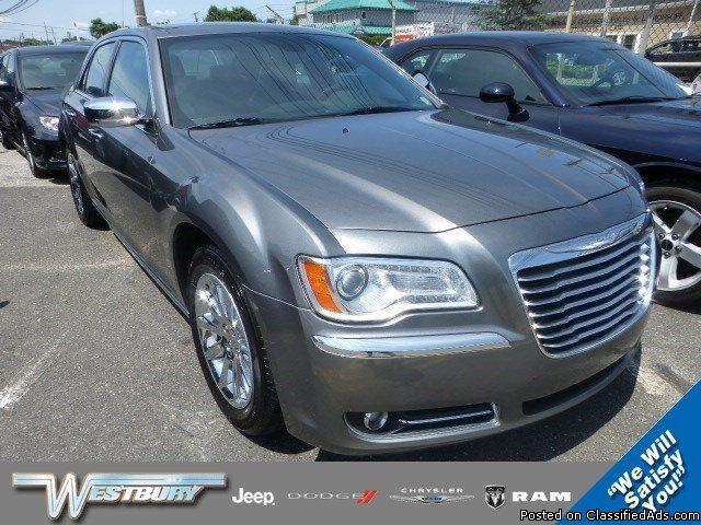 2011 Chrysler 300 300C at Westbury Jeep Chrysler Dodge in Westbury, NY Stock#: D15933