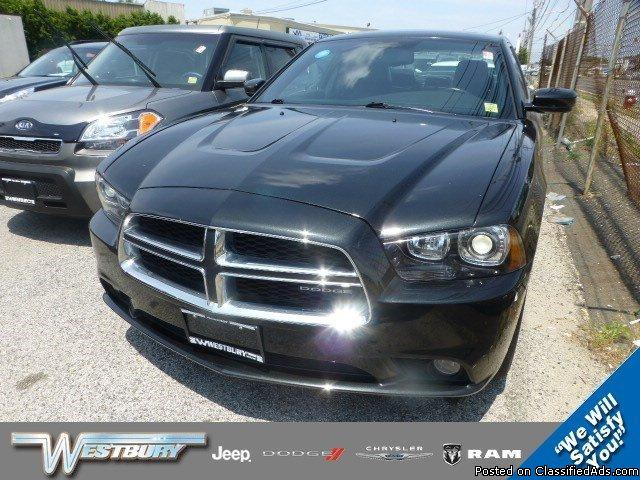 2011 Dodge Charger RT at Westbury Jeep Chrysler Dodge in Westbury, NY Stock#: P15899
