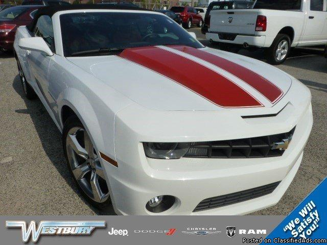 2012 Chevrolet Camaro 2SS at Westbury Jeep Chrysler Dodge in Westbury, NY Stock#: A16174