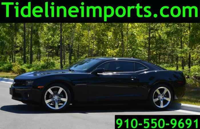 2012 Chevy Camaro Coupe RS, 1 Owner, Super Nice