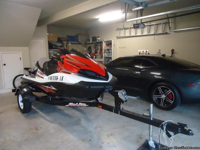 2012 Kawasaki Jet Ski Ultra L X ( Rogers )