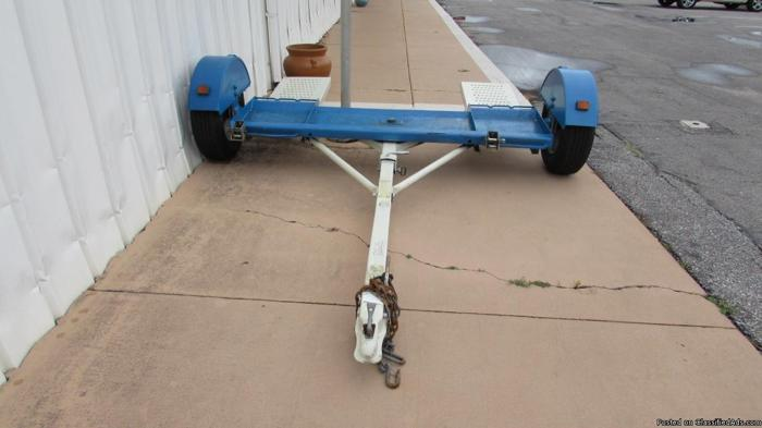 2012 Stehl Tow Dolly ST80TD