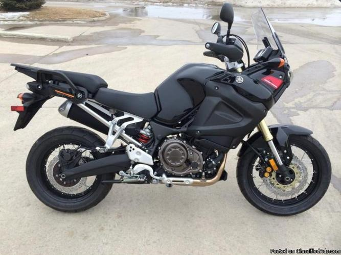 2012 Yamaha Super Tenere XTZ12 Adventure Tour NEW Ready to Ride wWarranty