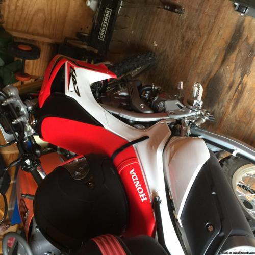 2013 Honda CRF250L Dual Sport