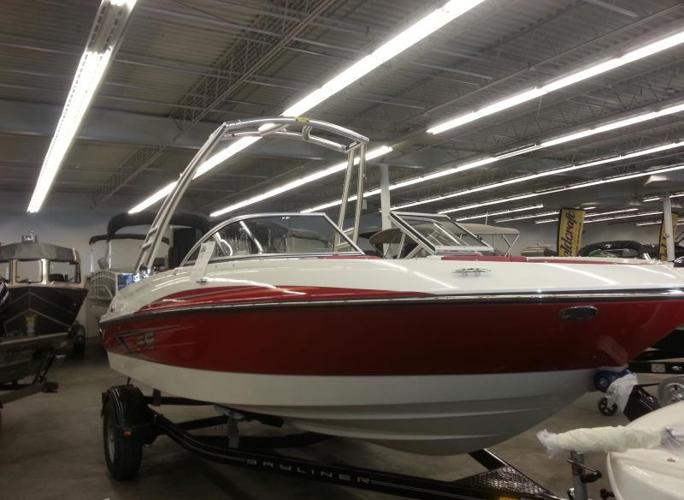 2014 Bayliner 195BR Flight Series