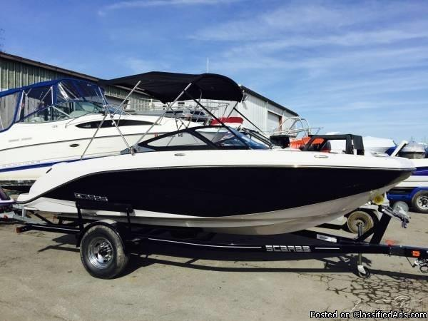 2014 Scarab 195 HO Jet Boat For Sale in Clarence, New York 14031