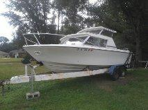 22' Fiberform Boat & Seadoo Waverunner