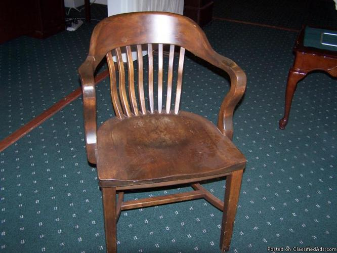 2 Vintage Milwaukee Chair Company Chairs Price In Pittsfield Illinois
