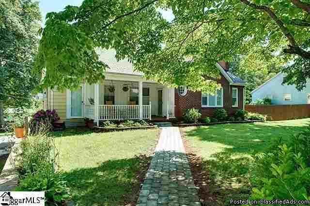 4 Bed 2 Bath Home for Sale in Greenville, SC