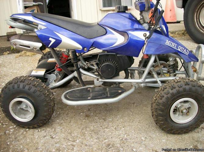 4 wheel child ATV - Price: 299.00
