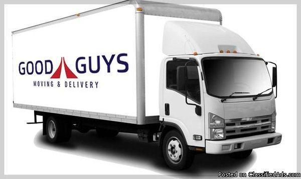 50 hr moving services