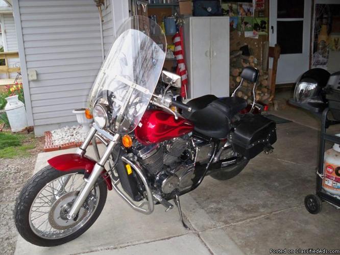 750 Honda Shadow 2006 - Price: 5,000.00 O.B.O.