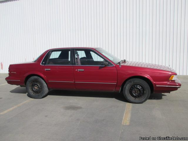 95 Buick Century