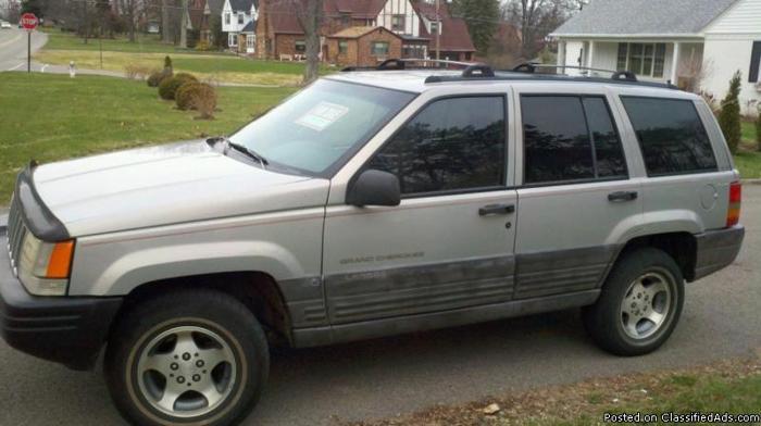 ******97 Jeep Grand Cherokee***** - Price: 1800.00