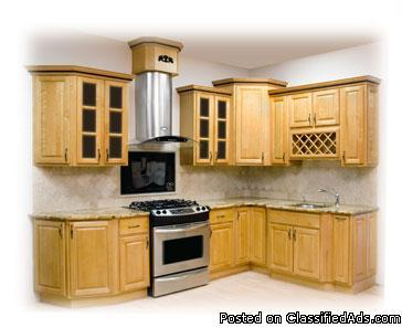 All wood kitchen cabinets for less 215 kitchen price for Kitchen cabinets 999