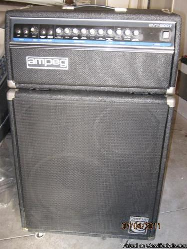 Dating ampeg amps by serial number
