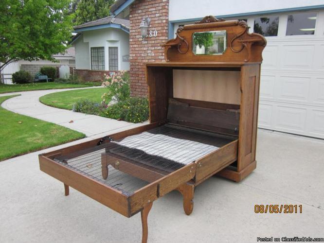 Fabulous Antique Murphy Beds for Sale Craigslist 666 x 500 · 228 kB · jpeg