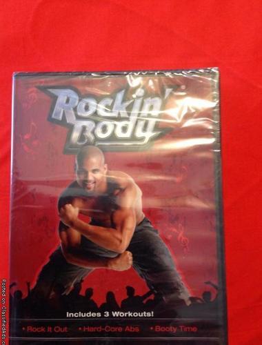 Beachbody rockin body dvd