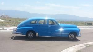 Beautiful 1948 Olds 78 Sedan