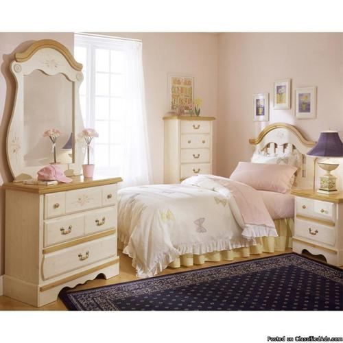 Bedroom Set Twin Size Girls Price 800 In Summerville