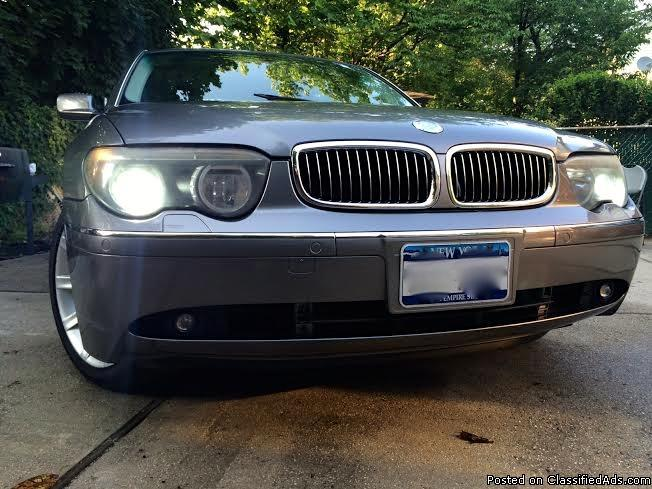 BMW 745 Li 4 sale!!