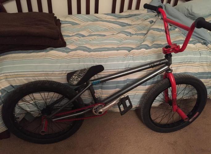 BMX Bike Custom