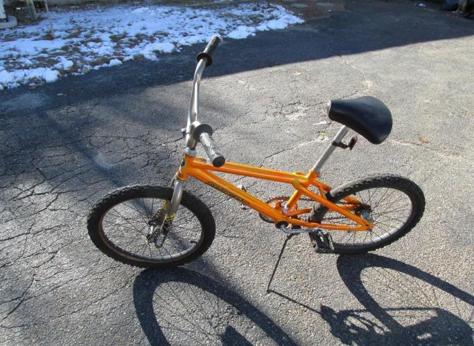 ###### Boys Huffy Bike#####Christopher Metcalfe Creation's