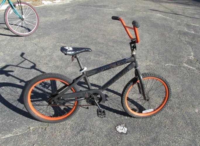 Boys Huffy Bike Christopher Metcalfe Creation's