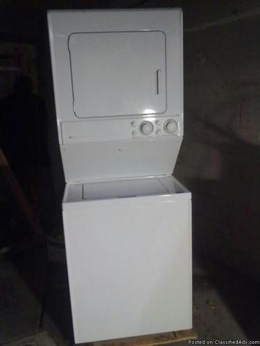 Brand New Maytag Stacked Washer Dryer Price Obo