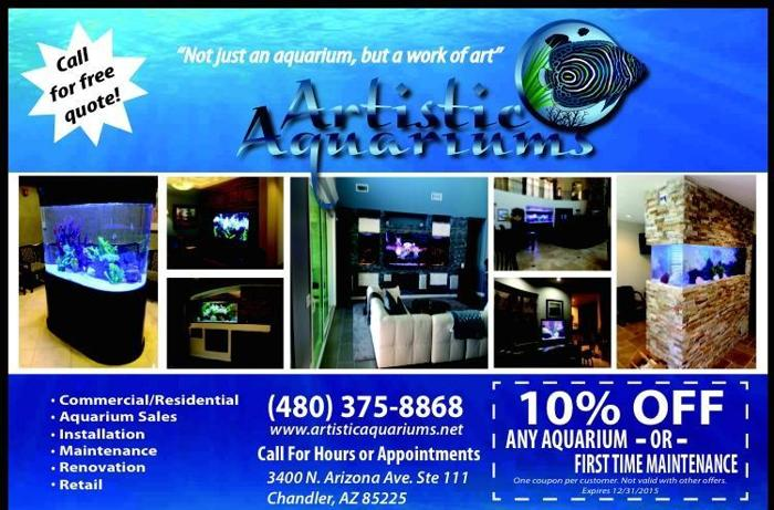Brand new Saltwater Fish, Coral and Supplies Shop Opening