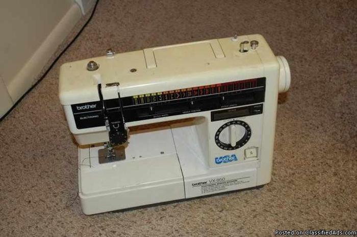 vx 950 sewing machine