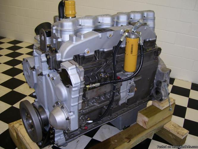 CAT Caterpillar 3406C 600HP Complete Engine - Price: $19,900
