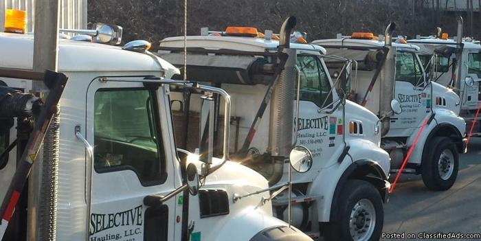 CDL Roll-off Drivers